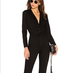 Take me out jumpsuit, free people brand new
